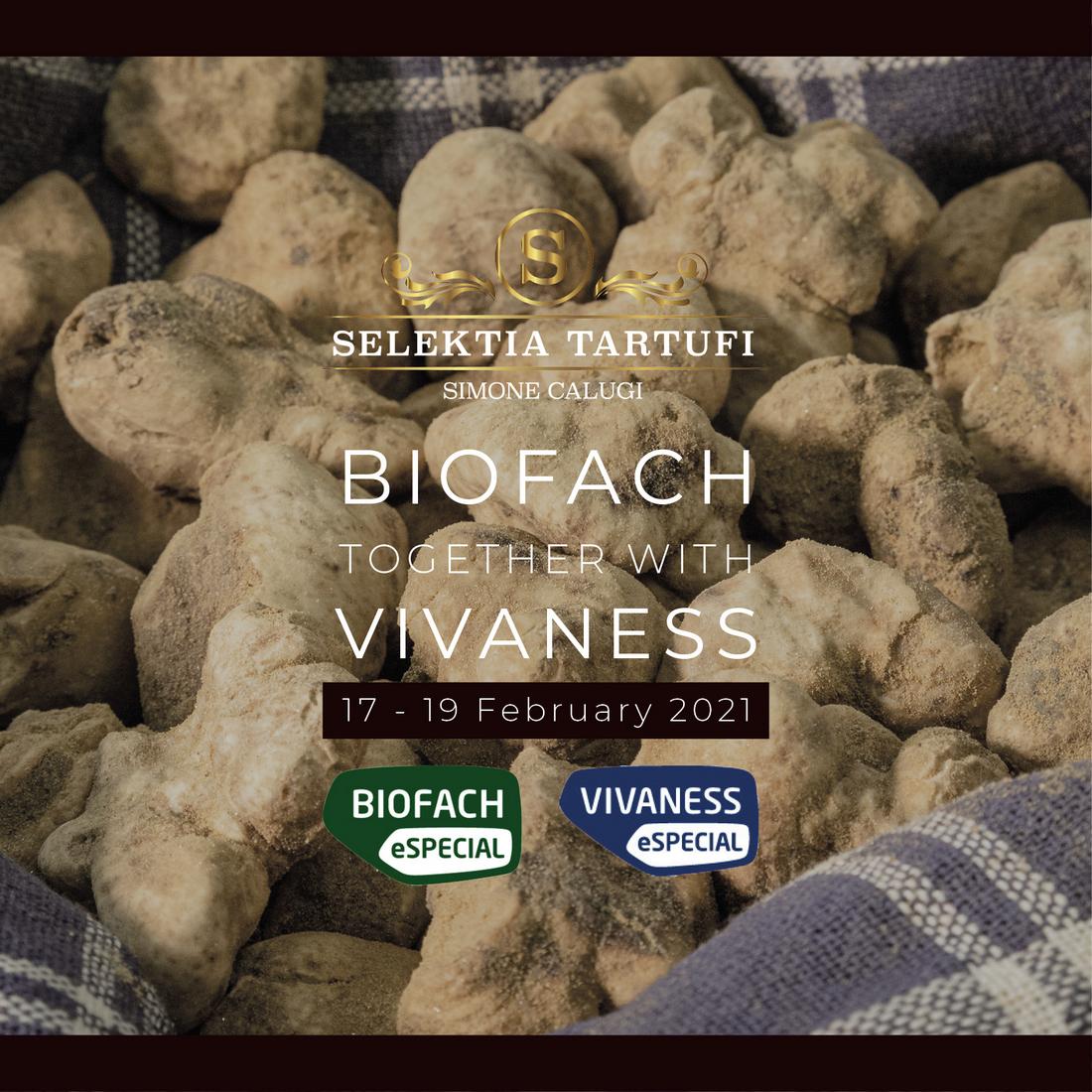 Biofach 2021 fiera degli alimenti biologici